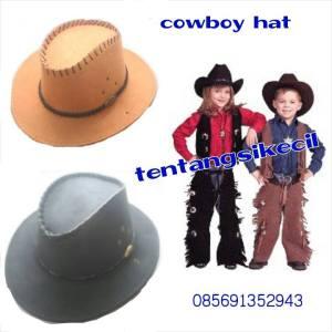 jual topi cowboy